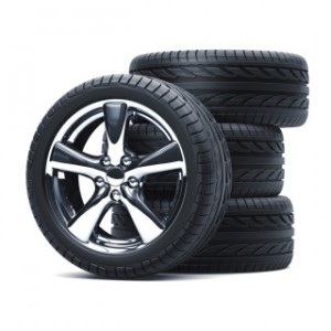 Tyre Pile