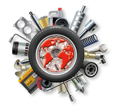 Parts and Tyre Picture